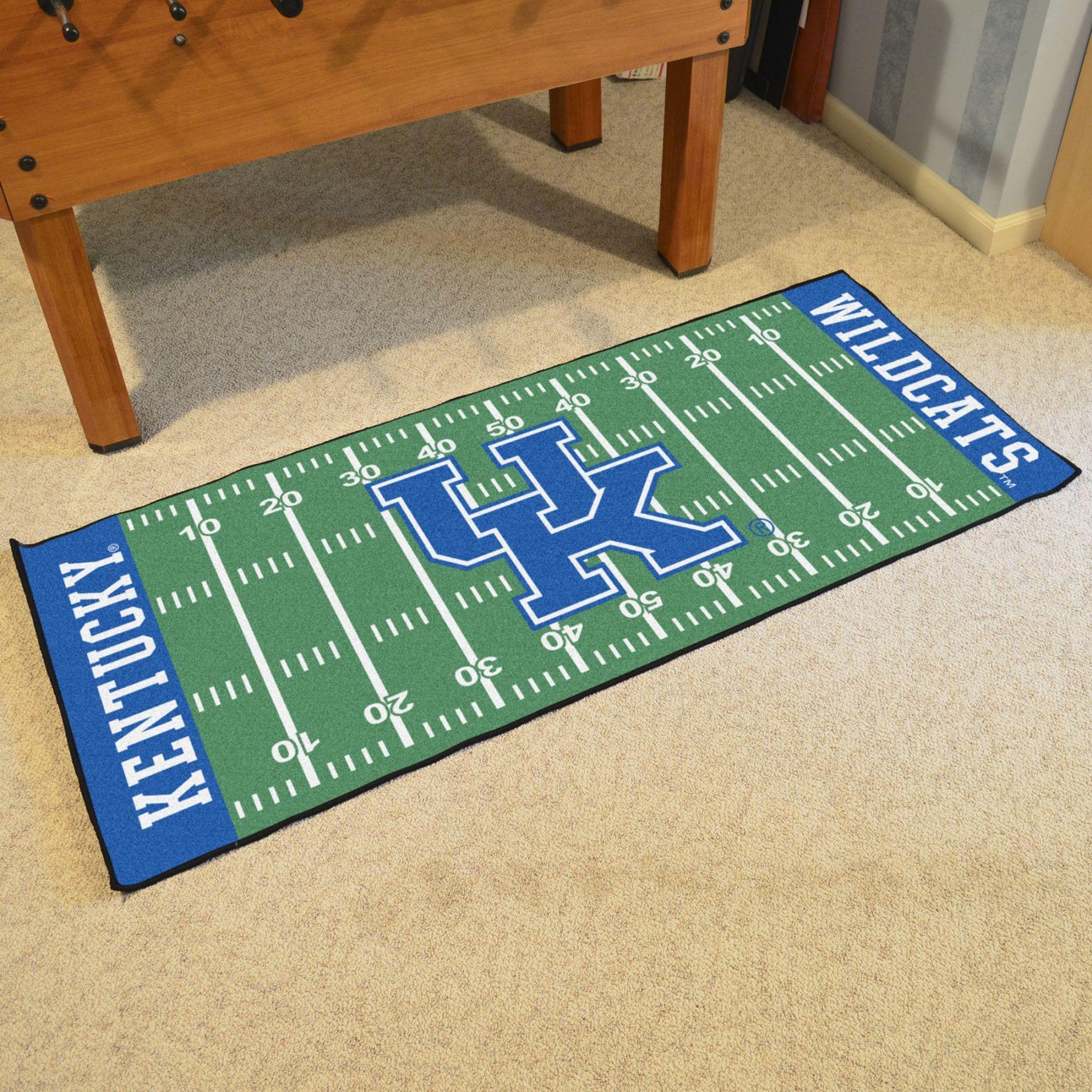 University of Kentucky Football Field Runner | Fanhood Gear